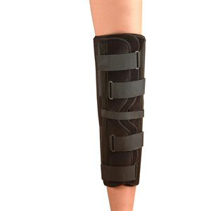 Three Panel Knee Immobilizer (211, 213)