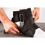 Hinged RAPID Zap™ Ankle Orthosis (318H)