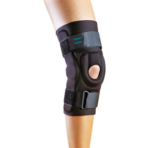 Hinged Patella Stabilizer - Inferior U Tubular Buttress (3641H)